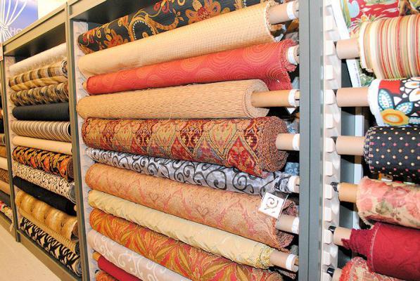 عمده فروشی پارچه ملحفه ای در بازار تهران
